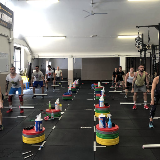 Cosa è il CrossFit?